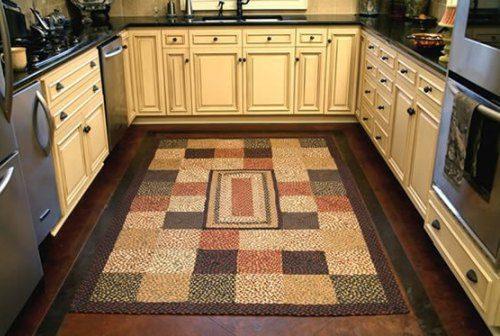 گلیم فرش آشپزخانه