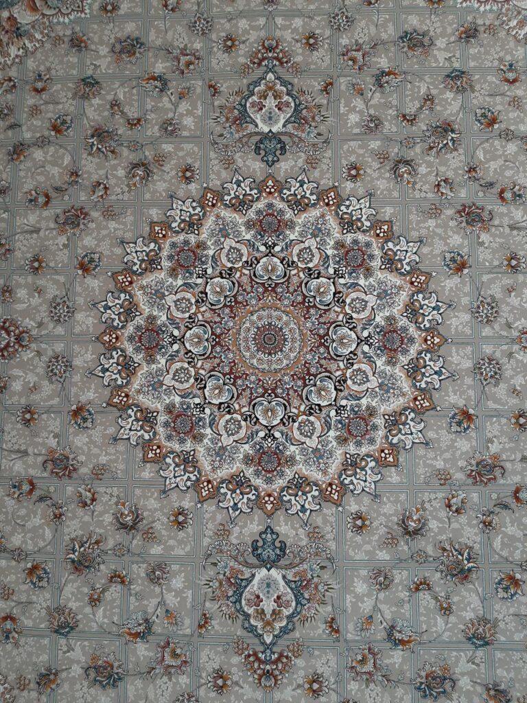 فرش 1000 شانه نقشه شاهکار زمینه موشی